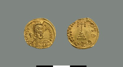 Solidus of Constantine IV (668-685)