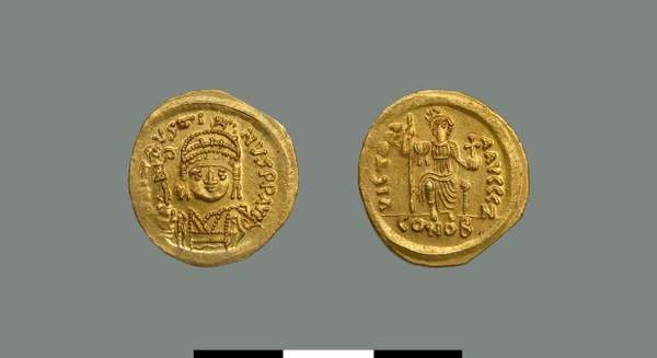 Solidus of Justin II (565-578)