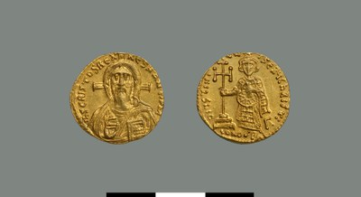 Solidus of Justinian II (685-695)