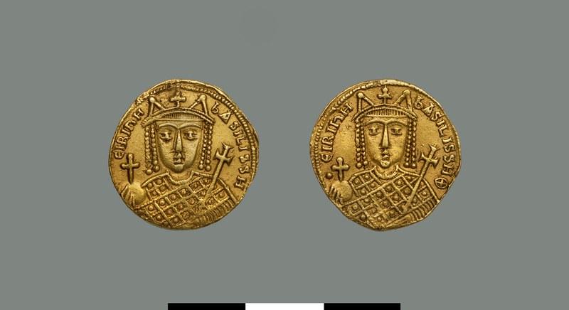 Solidus of Irene (797-802)