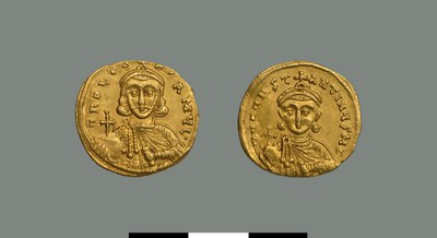 Solidus of Leo III (717-741)