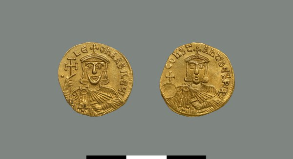Solidus of Leo V the Armenian (813-820)