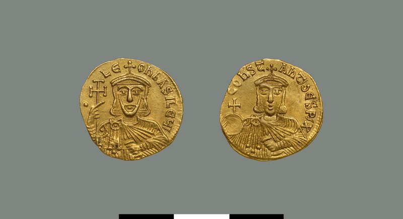 Solidus of Leo V the Armenian (813-820)