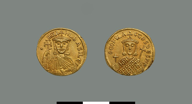 Solidus of Michael I Rangabe (811-813)