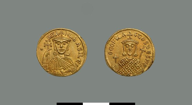 Solidus of Michael I Rangabe (811-813)