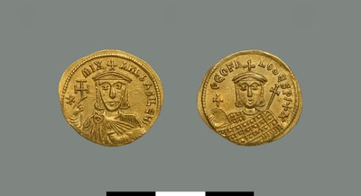 Solidus of Michael II (820-829)
