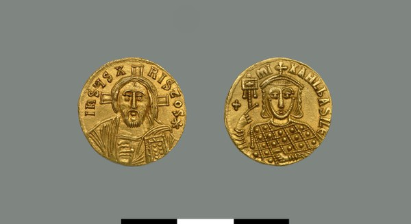 Solidus of Michael III (842-867)