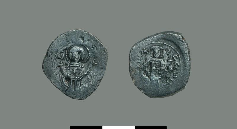 Tetarteron of Alexios IV Angelos (1203-1204)