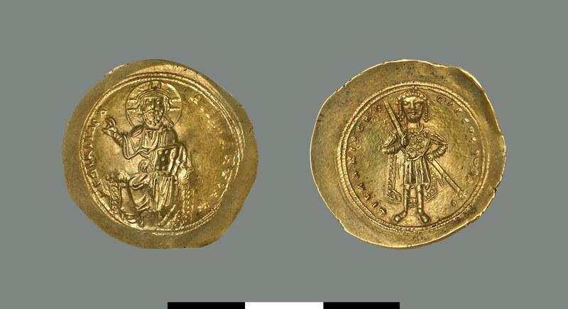 Nomisma histamenon of Isaac I Komnenos (1057-1059)