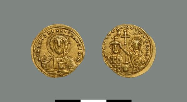 Nomisma histamenon of John I Tzimiskes (969-976)
