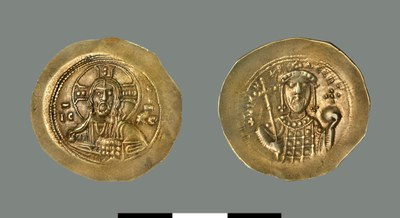 Nomisma histamenon of Nikephoros III Botaneiates (1078-1081)