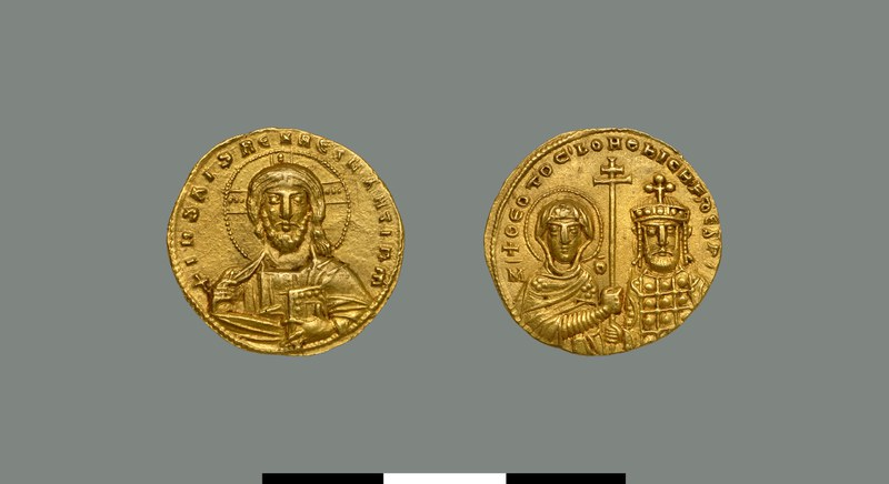Nomisma histamenon of Nikephoros II Phokas (963-969)