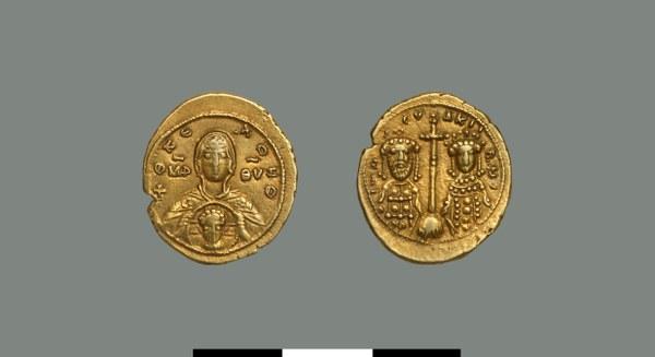 Nomisma tetarteron of Romanos IV Diogenes (1068-1071)