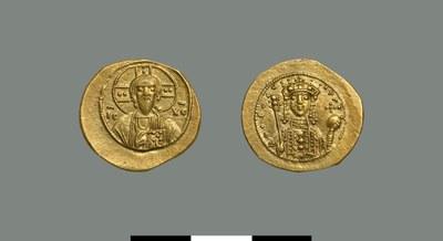 Nomisma tetarteron of Theodora (1055-1056)