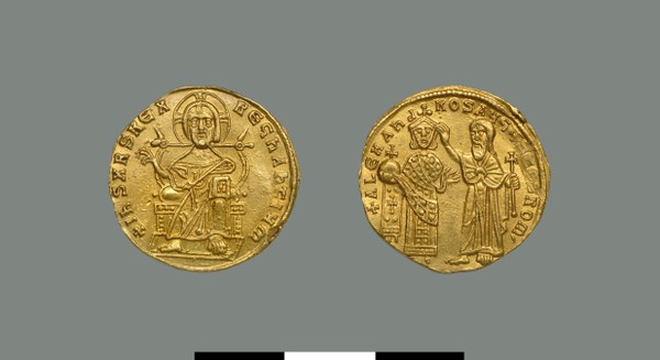 Solidus of Alexander (912-913)