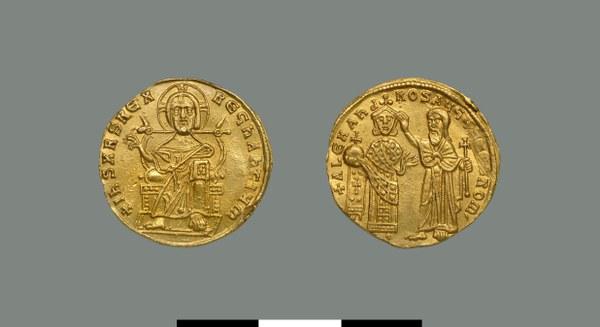 Solidus of Alexander (912-913)