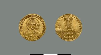 Solidus of Constantine VII Porphyrogennetos (913-959)