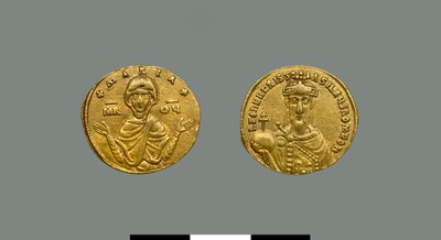 Solidus of Leo VI (886-912)