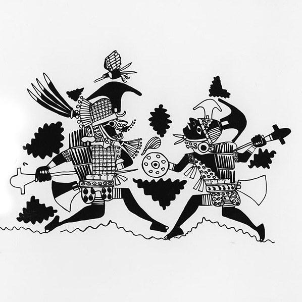 Moche Depictions of Warfare