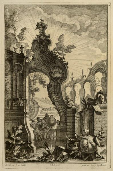 François de Cuvilliés and German Rococo