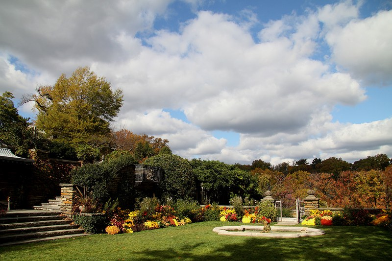 Fountain Terrace, November 2010