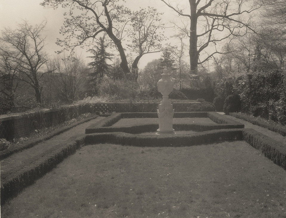 Urn Terrace, looking south (2), 1931 (detail)