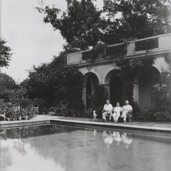 Swimming Pool and Loggia