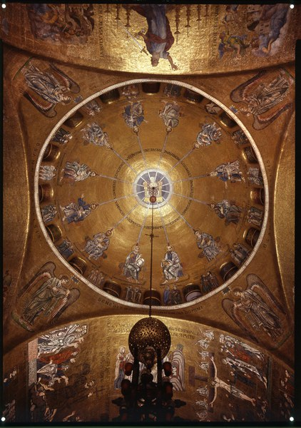 Dome of the Pentecost, Basilica of San Marco, Venice