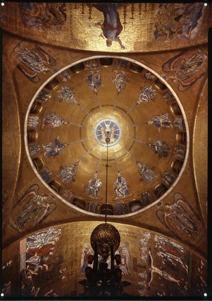 Dome of the Pentecost, Basilica of San Marco, Venice