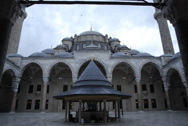 Mosque of Mehmed II (Fatih Camii)