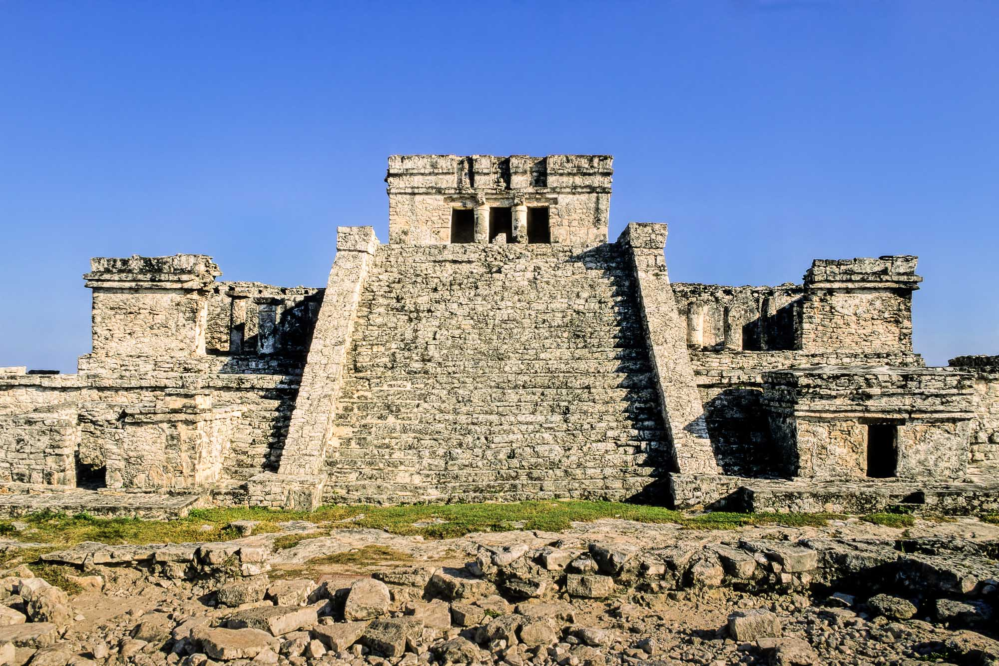 Tulum, Mexico, El Castillo. Photo: Jay A. Frogel.