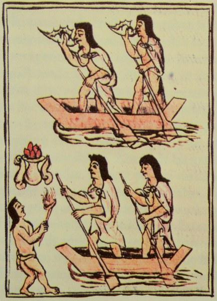 Aztec Presentation Scene