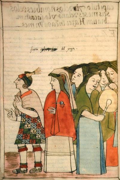 The Festival of the Inca