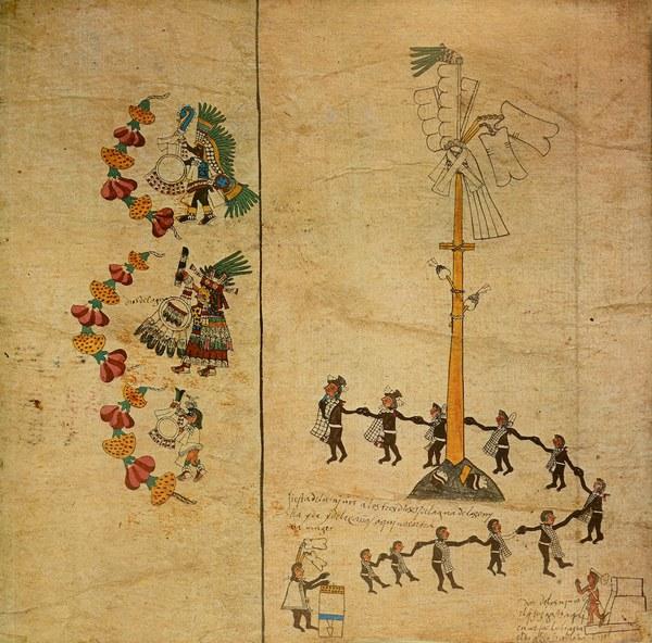 The Festival Tlaxochimaco