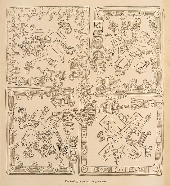 Notes on certain Maya and Mexican manuscripts