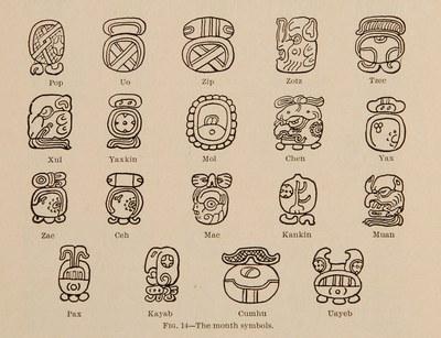 Mayan calendar systems