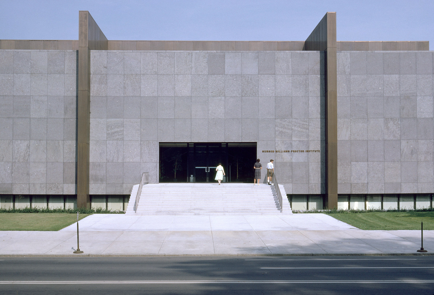 Philip Johnson And The Art Museum