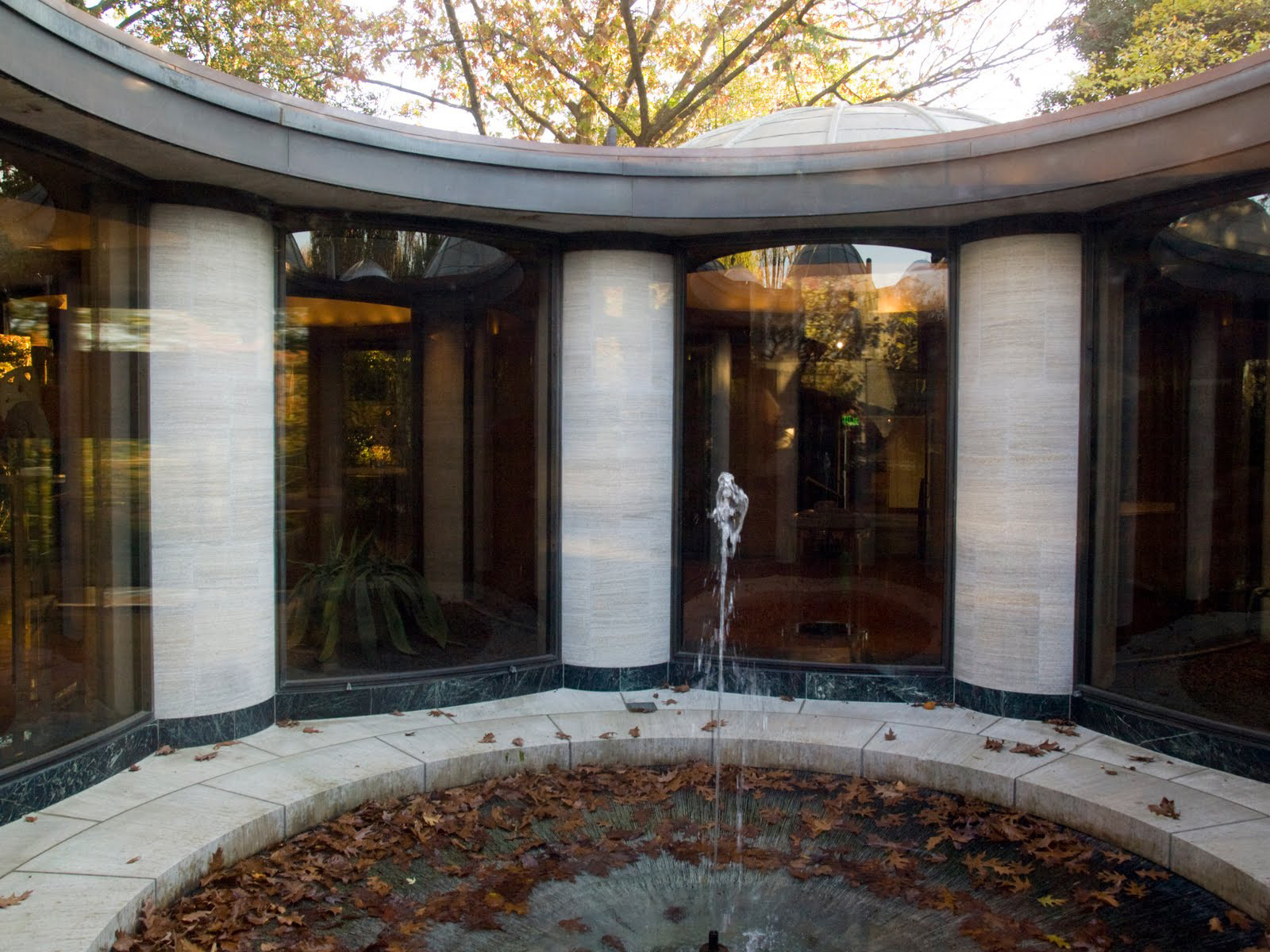 Philip Johnson at Dumbarton Oaks: Figure 26
