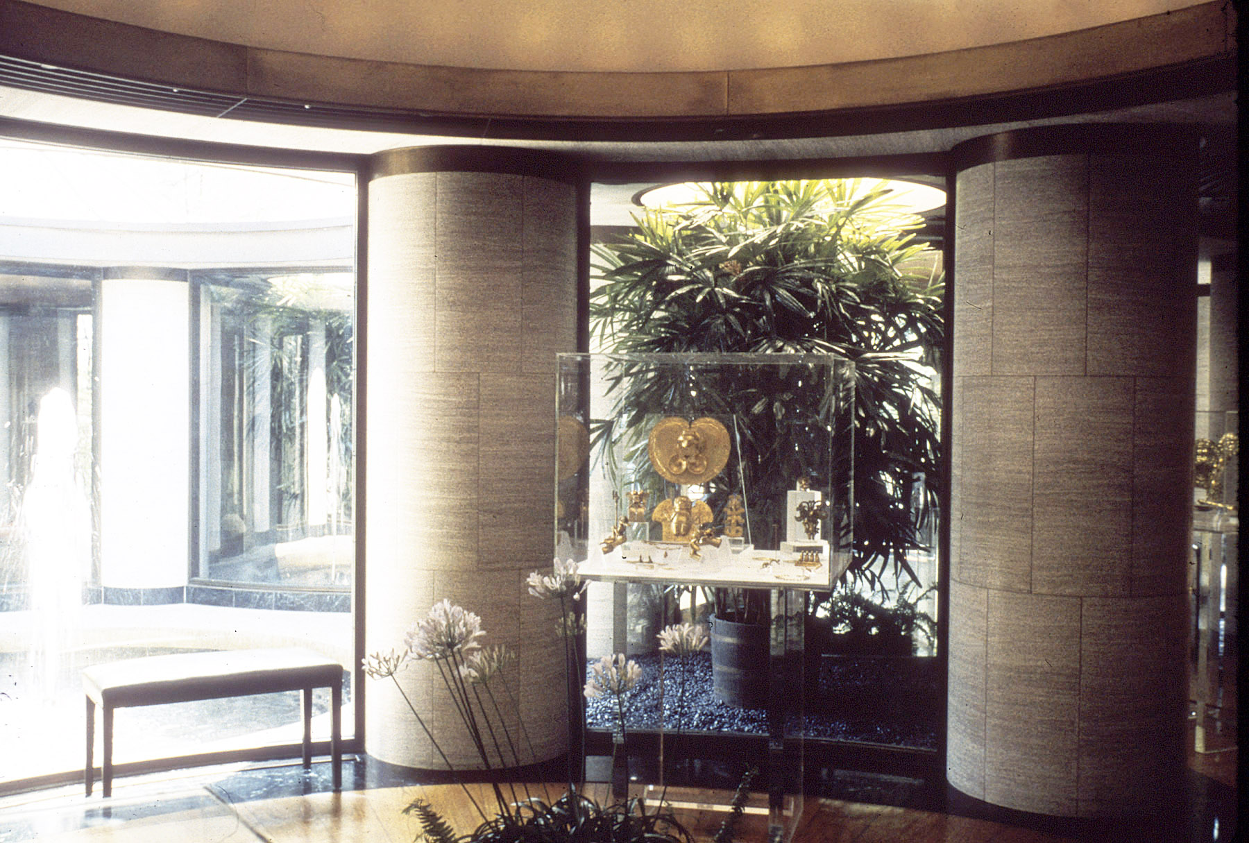 Philip Johnson at Dumbarton Oaks: Figure 33