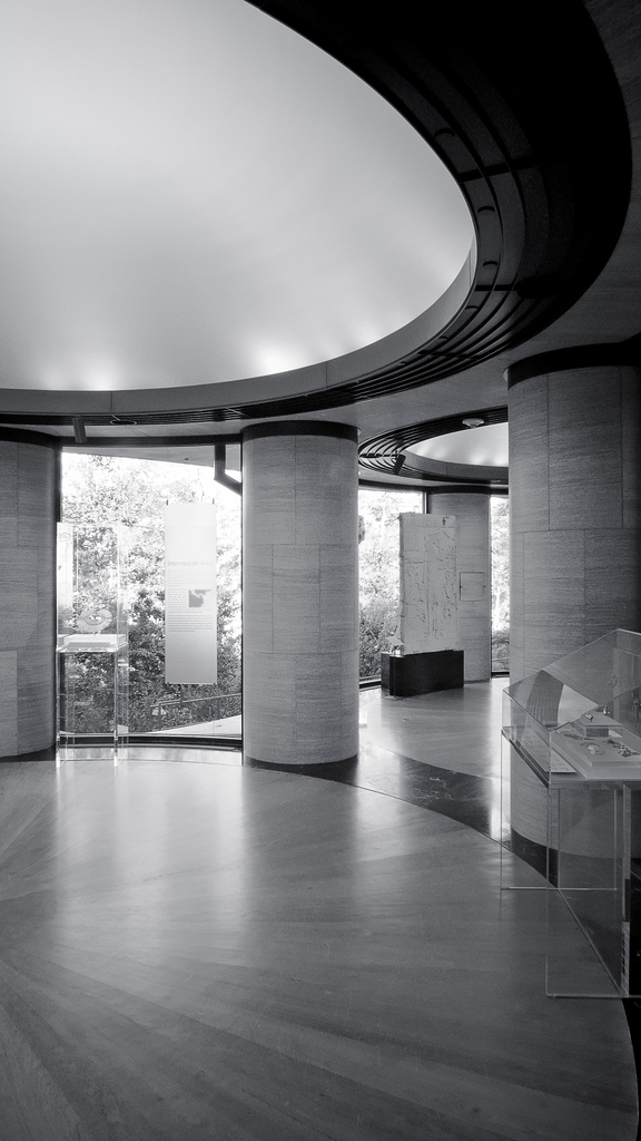 Philip Johnson at Dumbarton Oaks: Figure 41