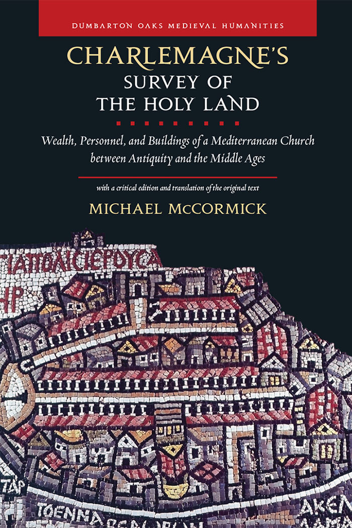 Charlemagne's Survey of the Holy Land