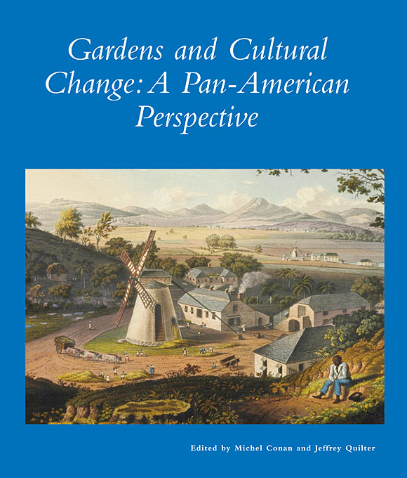 Gardens and Cultural Change