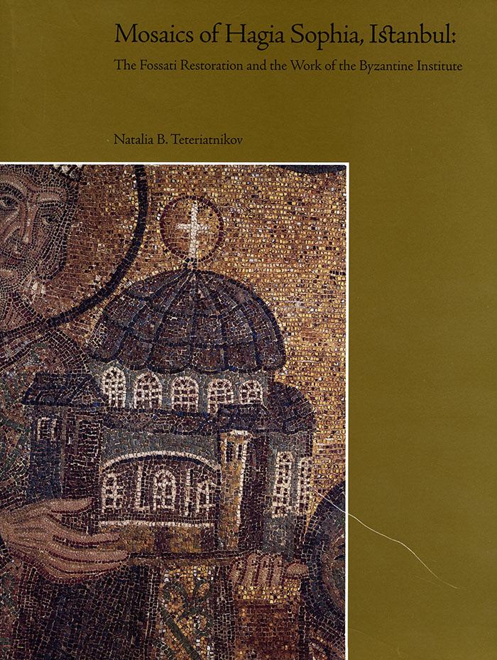 Mosaics of Hagia Sophia, Istanbul