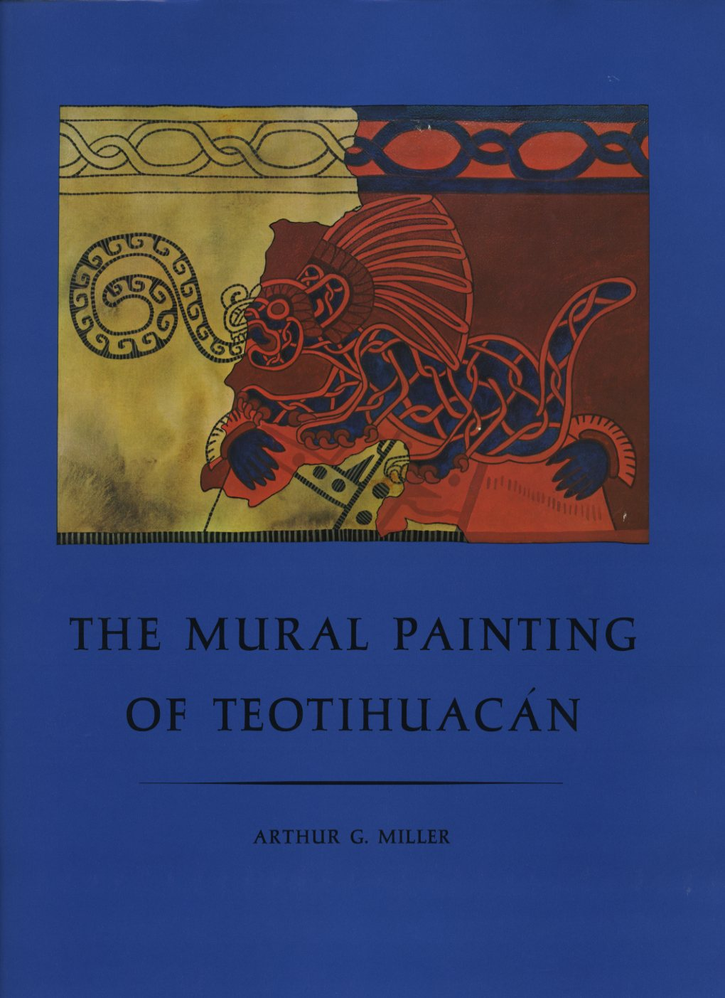 The Mural Painting of Teotihuacán