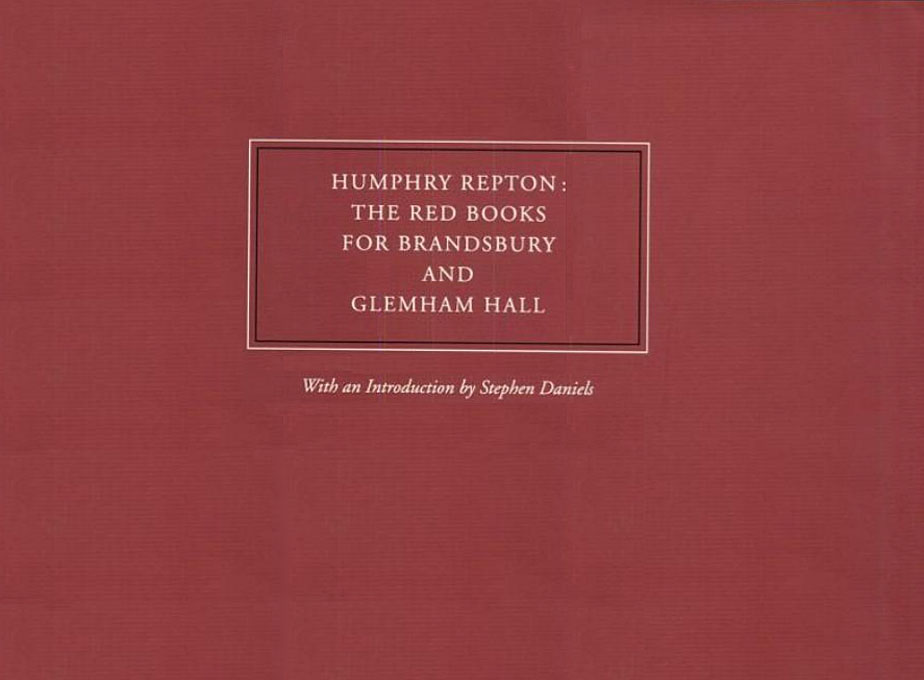 The Red Books for Brandsbury and Glemham Hall