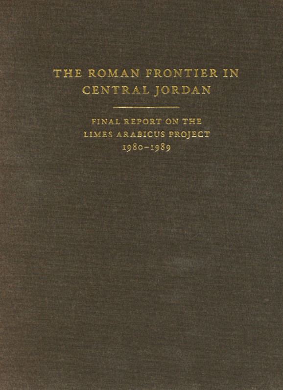 The Roman Frontier in Central Jordan