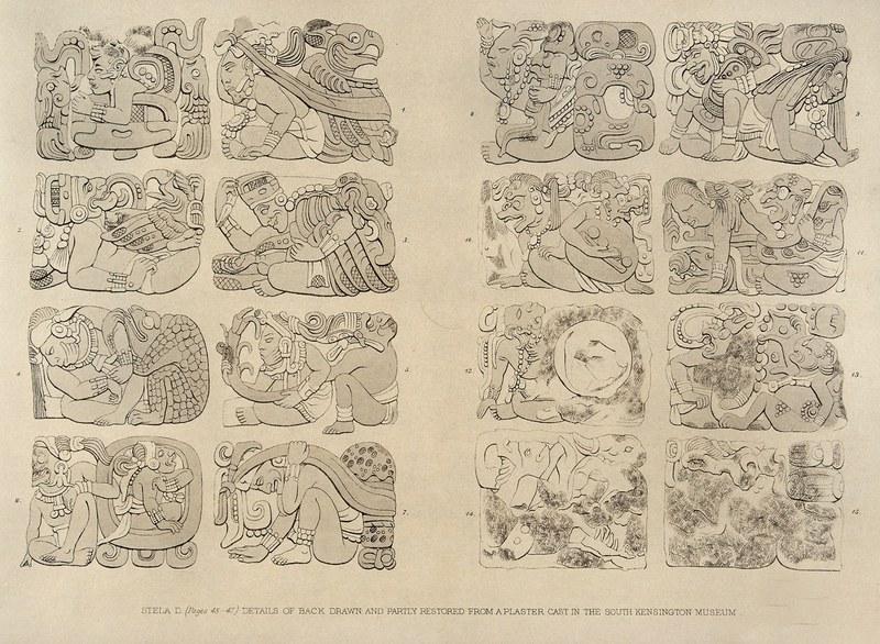 Maudslay's  Biologia Centrali-Americana: Archaeology