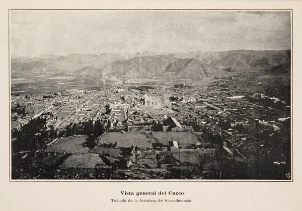 El Cuzco y sus ruinas