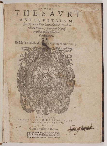 Epitome thesauri antiquitatum