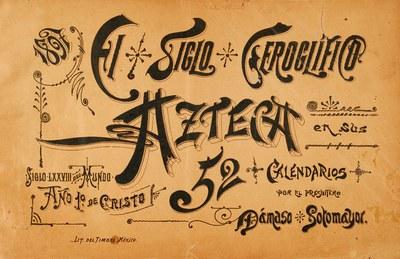 La conquista de México efectuada por Hernán Cortés, segun el Codice jeroglifico Troano-americano